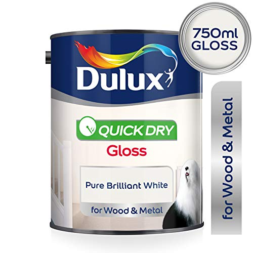 Dulux Quick Dry Gloss Paint For ...