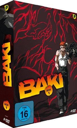 Box, Vol. 1 (5 DVDs)
