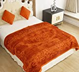 Home Candy Mink Single Bed Blanket - Rus...