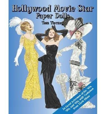 Hollywood Usa Costumes - [ Hollywood Movie Star Paper Dolls: 24
