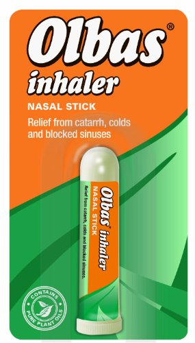 OLBAS Inhaler Nasal Stick, 9 g (Aid-stick Dressing)