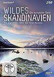 Wildes Skandinavien [2 DVDs]
