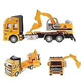 Parteet New Die Cast JCB Trucks Toy for ...