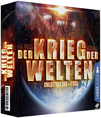 Der Krieg der Welten - Teil 01 bis Teil 04: Collectors Box.