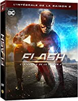 DVD Flash - Saison 2 - Fabricant : WARNER BROS - Code EAN : 5051889563525