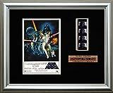 Star Wars-A New Hope-Série B-Pellicule du film encadrés (S)
