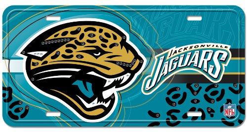 jacksonville-jaguars-street-flair-plate