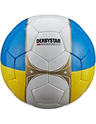 Derbystar Pays Football Ukraine, blanc/bleu/jaune, 5, 1505521000