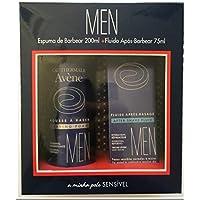 Avène Hombre Pack espuma de afeitar 200ml + Fluido después de afeitar 75 ml