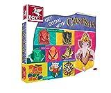 Toy Kraft Egg Carton Craft, Multi Color