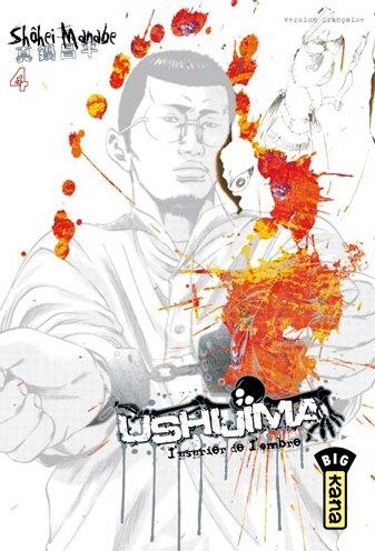 Ushijima, l'usurier de l'ombre Edition simple Tome 4