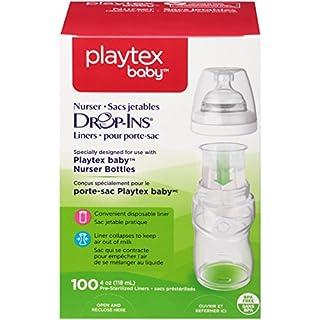 Playtex 100Zählen Flasche Liners drop-ins