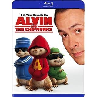 Alvin & The Chipmunks (2007) (Ws Dub Sub Ac3) [Blu-ray] [US Import]