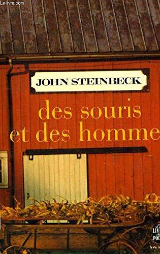 Des souris et des hommes par STEINBECK JOHN