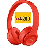 ubon UB-1270 MP3 On Ear Headphone with Microphone for All Smartphones (Colour May Vary)