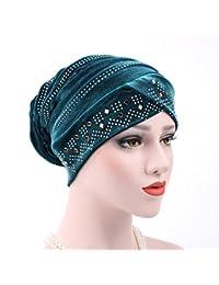 Hougood - Pañuelo para la cabeza - para mujer