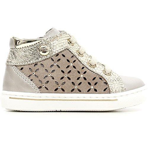 Nero Giardini Junior , Chaussures premiers pas pour bébé (fille) Beige Beige - Beige - Paradise Perl. Savana, 21 EU