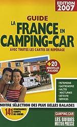 Guide la France en camping-car