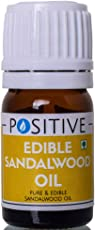 POSITIVE Pure & Edible Sandal Wood Oil (5 ML)