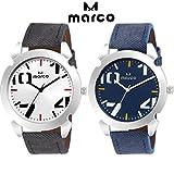 MARCO elite 1001 slv blue combo Analog W...