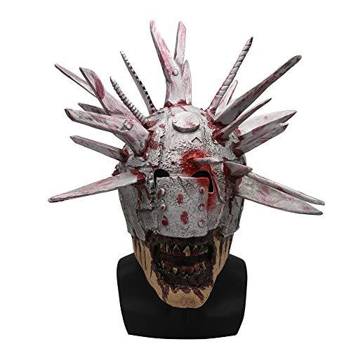Kostüm Besten 2 Face Am - XIN1993 Halloween Kreative Horror Walking Leiche Maske/Schere Schraube Kopfbedeckung/Erwachsene Kinder Anonyme Maske Für Face Props