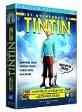 Coffret Tintin Blu-Ray : Tintin et les oranges bleues + Tintin et le mystère de la toison d'or [Édition Prestige]