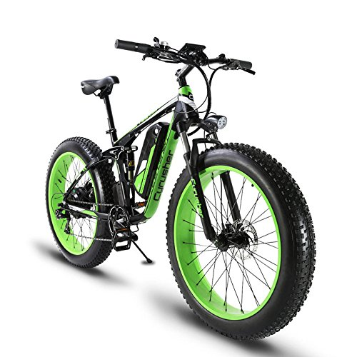 1000W 48V 13A Eléctrico Off Road Bike Extrbici XF800...