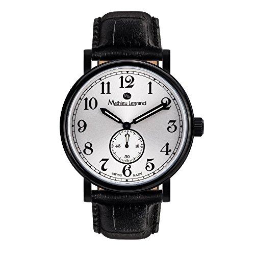 Mathieu Legrand Reloj de cuarzo MLG-1000A