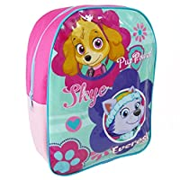 Paw Patrol 31Cm Backpack Bags & Accessories Synthetic Material School Bags Pink