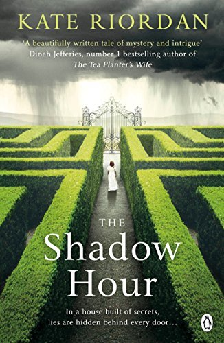 The Shadow Hour by Kate Riordan (2016-02-25)
