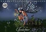 Elfenlichter (Tischkalender immerwährend DIN A5 quer): Eine magische Reise durch das Jahr der Elfen. (Geburtstagskalender, 14 Seiten) (CALVENDO Kunst) [Kalender] [Oct 23, 2015] Tiettje, Andrea
