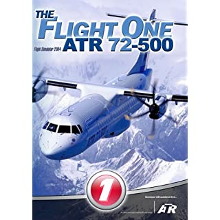 ATR 72-500-Add-On for FS 2004/FSX (PC CD)