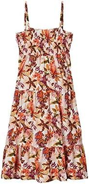 NAME IT Nkfvinaya Strap Maxi Dress HH Atuendo de Jugador para Niñas