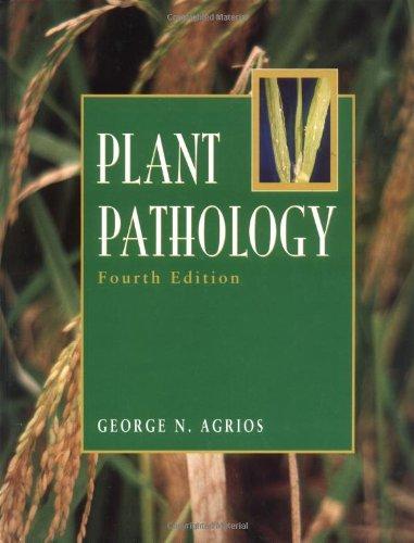 Plant Pathology (Plant Agrios Pathology)