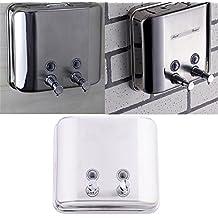 Jabonera Dosificador Automática para Baño, Hotel, Restaurante, Cocina, etc. bomba de espuma