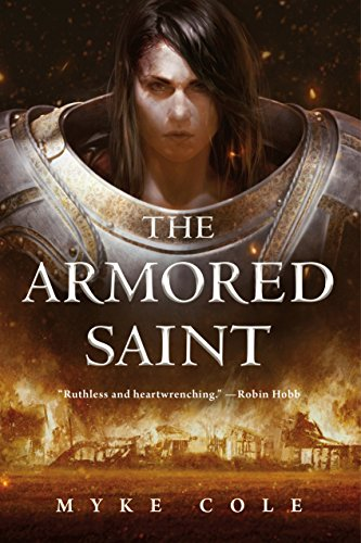 The Armored Saint (The Sacred Throne Book 1) (English Edition)