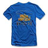 Maniac Mansion T-Shirt royal-blue XL