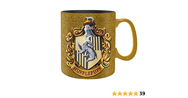 460ml ABYstyle Huffer Taxes Harry Potter