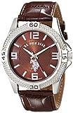 Best US Polo Assn. Montres - U.S. Polo Assn. USC50227 Montre bracelet homme Cuir Review