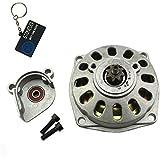 stoneder 25H 8 dientes tambor Gear Box + funda de piñón de embrague para motor de