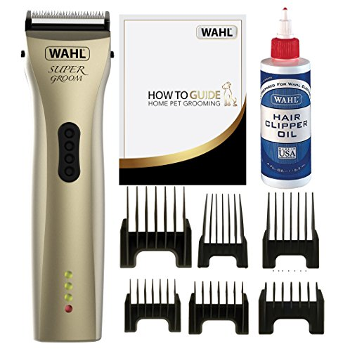 Wahl Super Groom Premium Pet Clipper