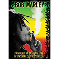 "Pyramid International ""Herb Bob Marley Maxi Poster, Multi-Colour, 61 x 91.5 x 1.3 cm preiswert"