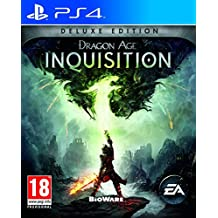 Dragon Age Inquisition Deluxe Edition PS4 (UK Import)