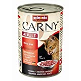 Animonda Cat Dose Carny Adult Rind pur | 6x400g