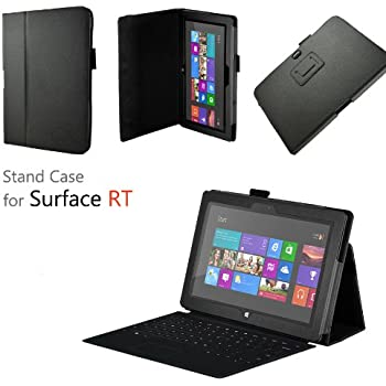 MiTAB Case Cover Sleeve For The Microsoft Surface Rt /& Windows 8.1 10.6 Inch Tablet Microsoft Surface Pro 2, Black