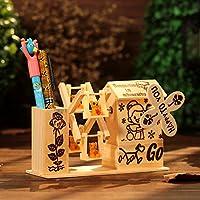 GDS Rotazione di musica bianca Orso compleanno di bella musica scatola regalo Ornamenti - Orso Regalo Ornamento