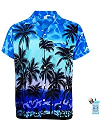 4cb2545322 Amazon.it: camicia hawaiana donna - Ultimo mese: Abbigliamento