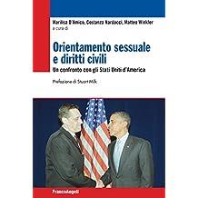 Orientamento sessuale e diritti civili. Un confronto con gli Stati Uniti d'America