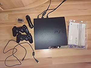 PlayStation 3 - Konsole Slim 160 GB (J-Model) inkl. Dual Shock 3 Wireless Controller