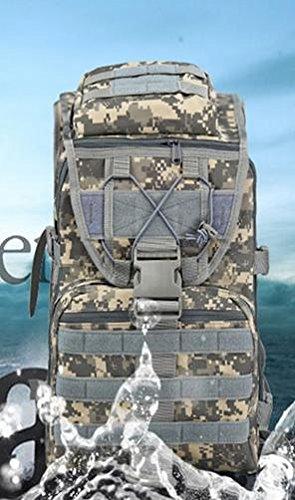 Zll/Outdoor Rucksack Wandern Tasche X7Swordfish Tactical Paket Multifunktions Tactical Paket CP